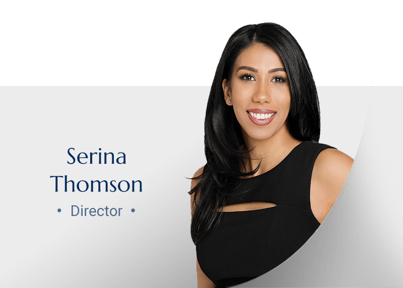 Family Lawyer Serina Thomson